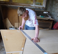 Connor Ford - Trainee Upholsterer